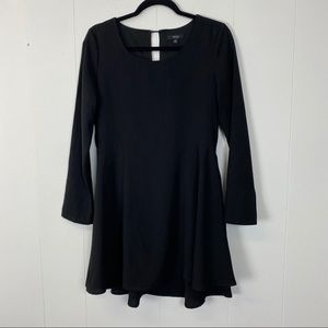 Very J Little Black Cocktail Dress